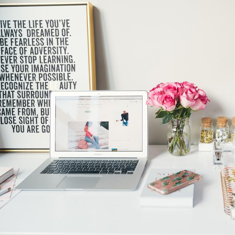 Blog sobre diseño web y WordPress