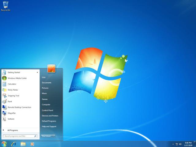 La historia de Windows: Windows 7